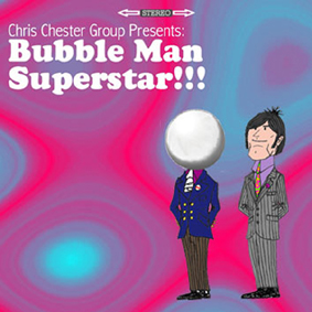 Bubble Man Superstar!!!